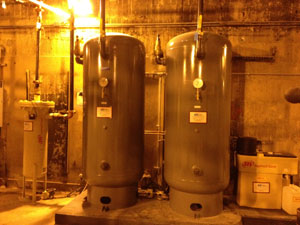 Compressed Air System New York City