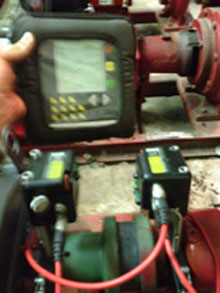 Pump Laser Alignment New York City & Long Island