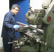 Electric Motor Shaft Repair and Machining, New York Electric Motor Repair Shop, Machine Shop NY, Shaft Conditioning